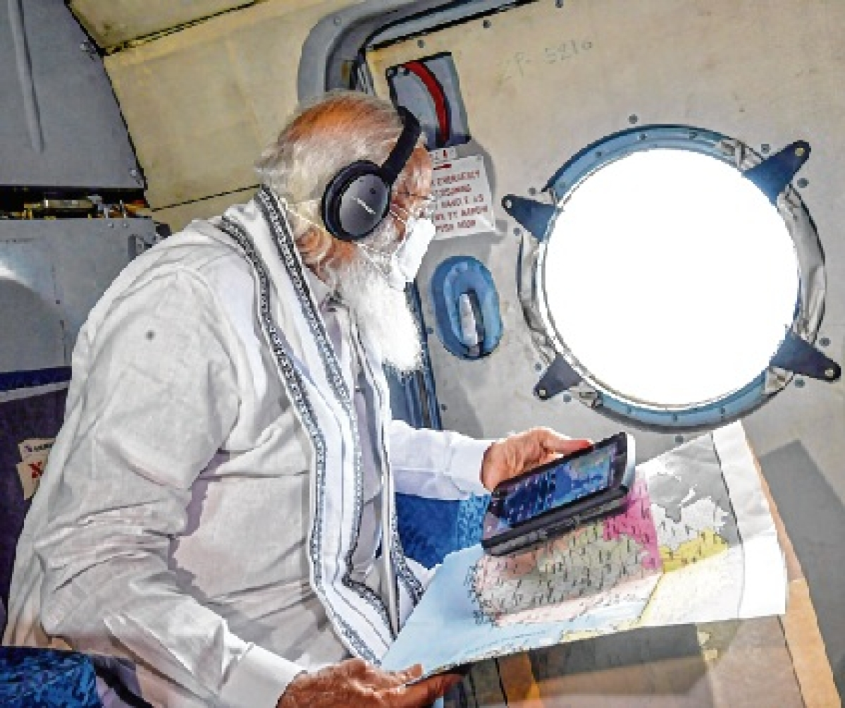 Rs 1,000 crore: PM's relief for Gujarat