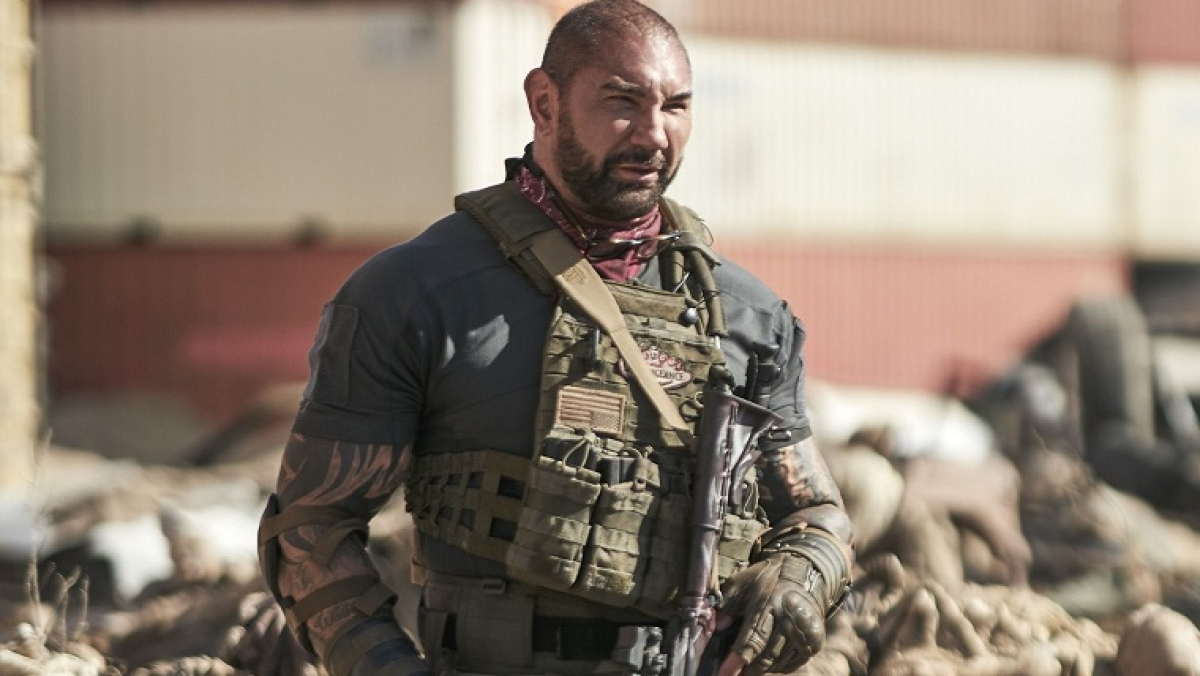 'Army Of The Dead' review: Action sequences sewn together on a wafer-thin script