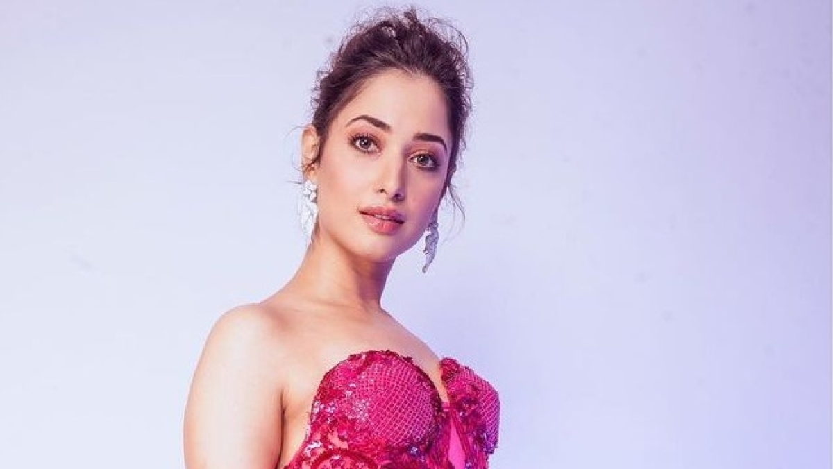 Tamannaah Bhatia reveals the two things she was looking for in her upcoming series