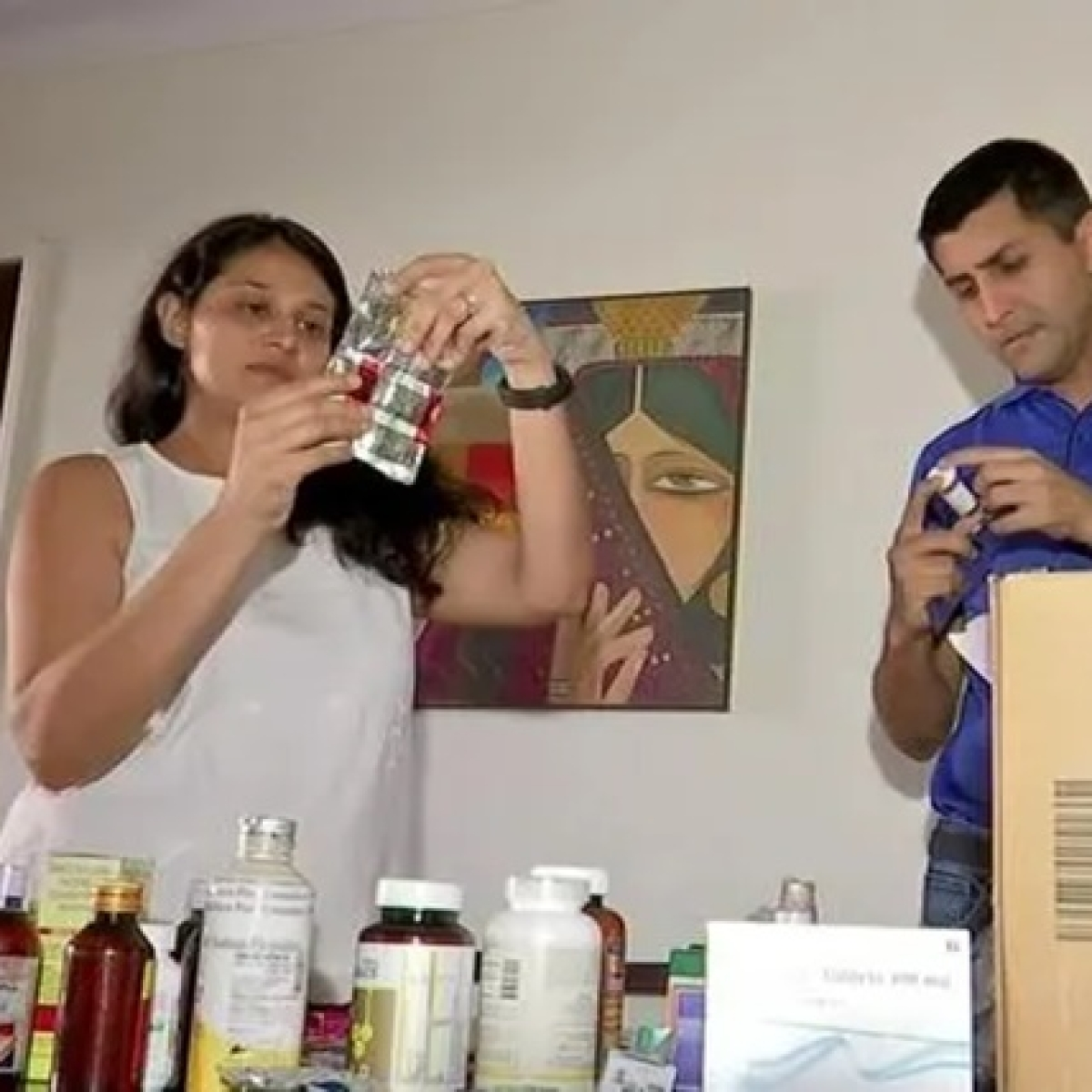 Mumbai: Doctor couple collects unused COVID-19 meds to help needy patients