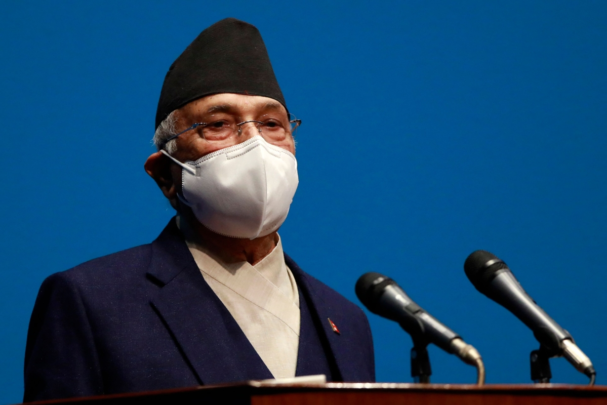 After Nepal's Opposition fails to garner majority, KP Sharma Oli re-appointed as PM