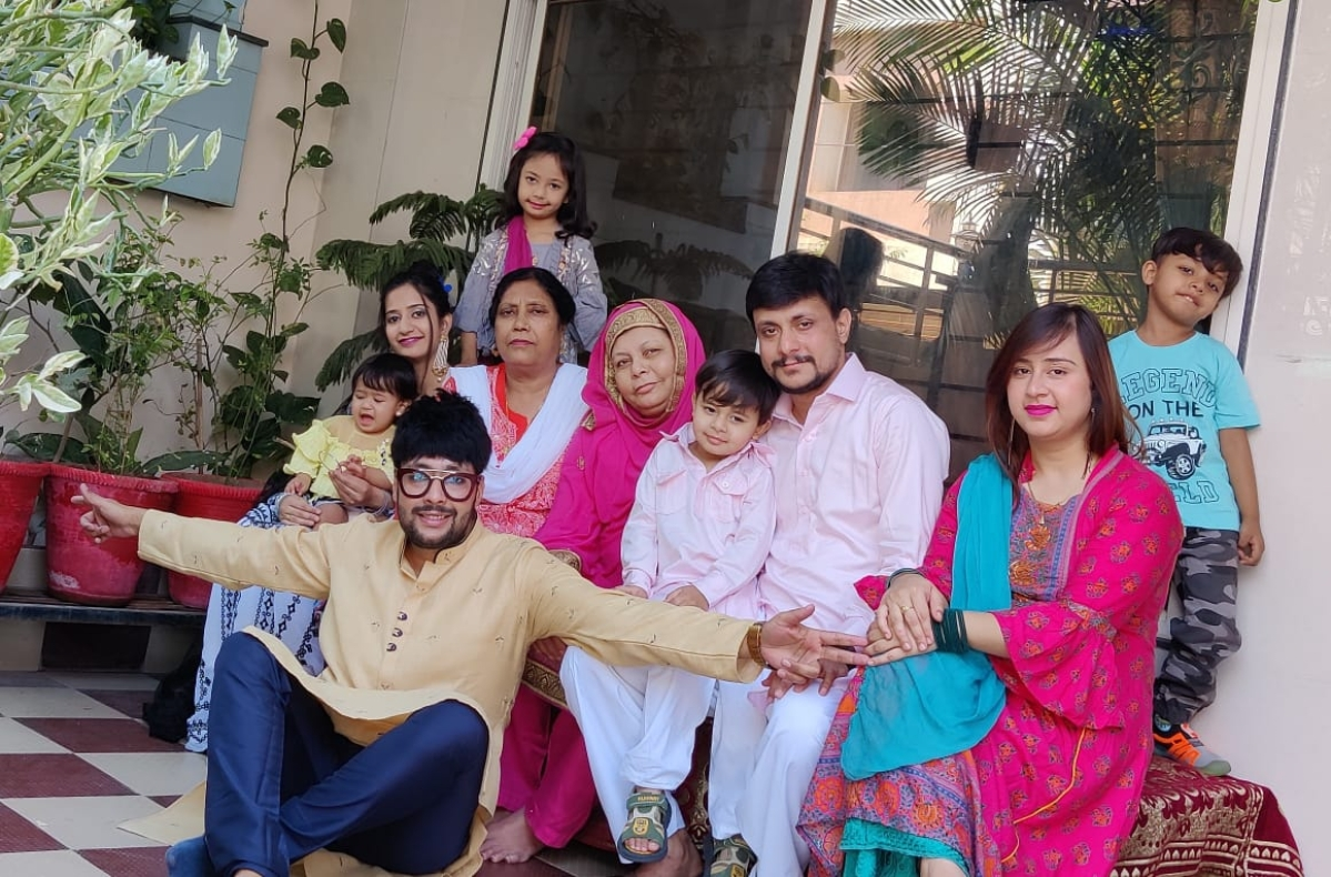 Indore: Eid celebrated with sweets, feast and prayers at home