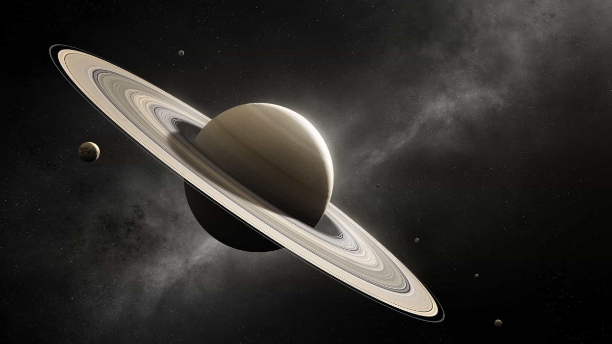 Scientists model Saturn's interior, explain planet's unique magnetic field