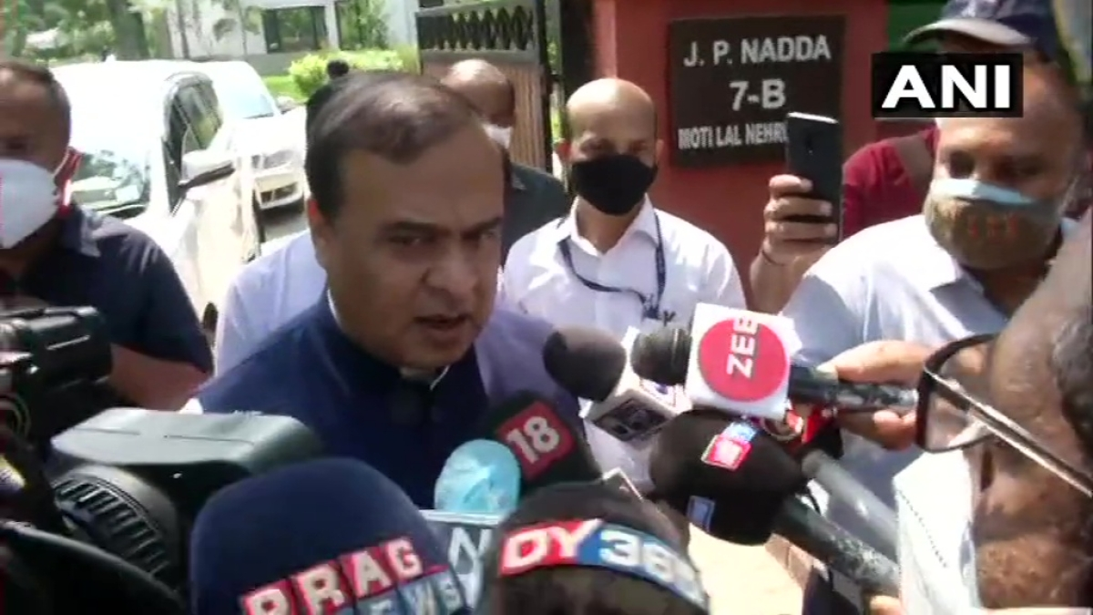 Assam govt formation: BJP holds meetings with Sarbananda Sonowal, Himanta Biswa Sarma in Delhi