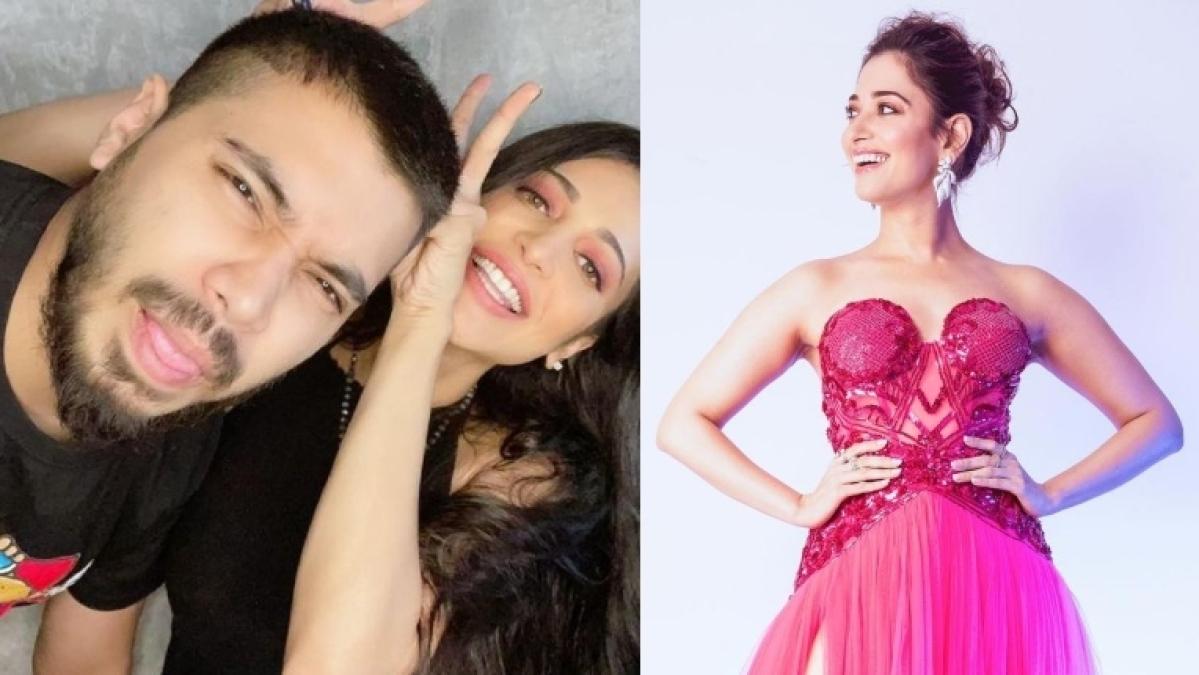 Tamannaah Bhatia can't stop gushing over 'cuties' Shruti Haasan, Santanu Hazarika