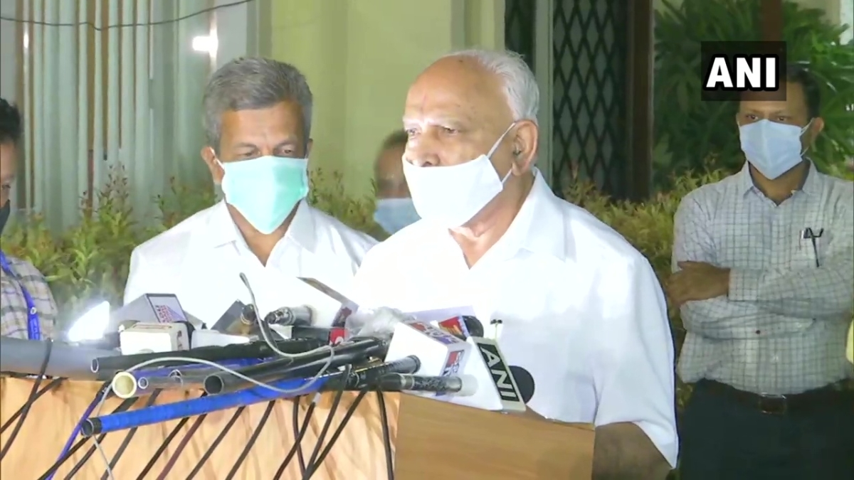 COVID-19: Karnataka CM Yediyurappa announces complete lockdown from May 10-24; check out the guidelines