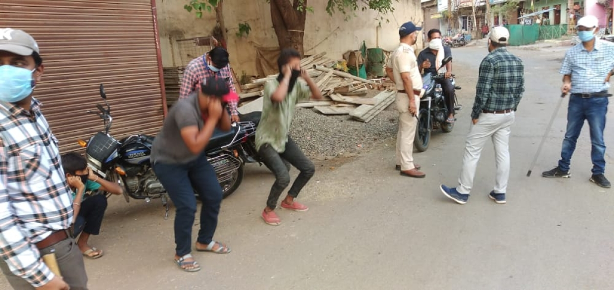 Madhya Pradesh: General store owner in Barwani booked for flouting covid lockdown norms