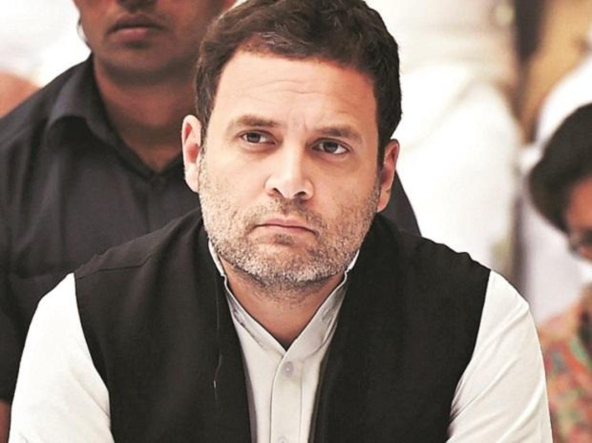 Save Lakshadweep from its administrator: Rahul to PM Modi