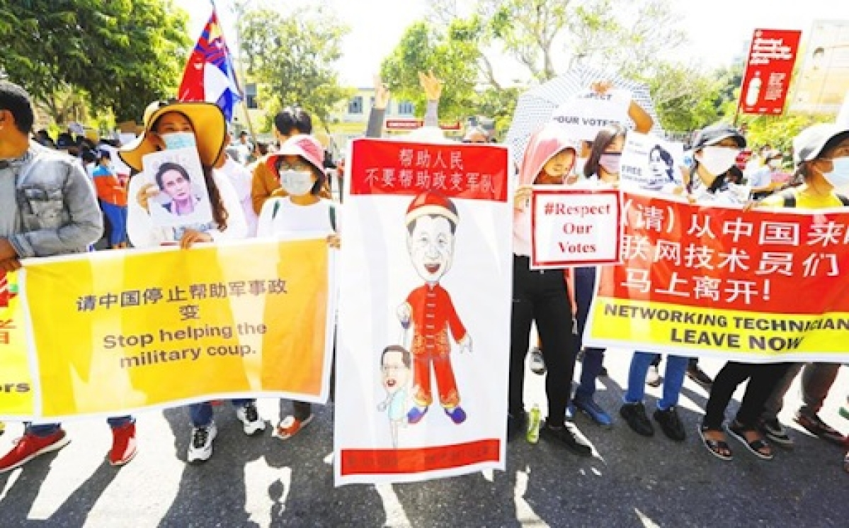 Myanmar junta approves 15 investments; China biggest recipient
