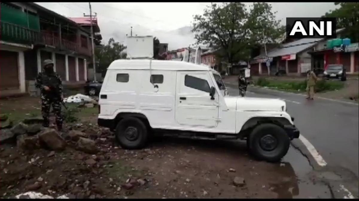 3 LeT terrorists killed in Jammu and Kashmir's Anantnag district