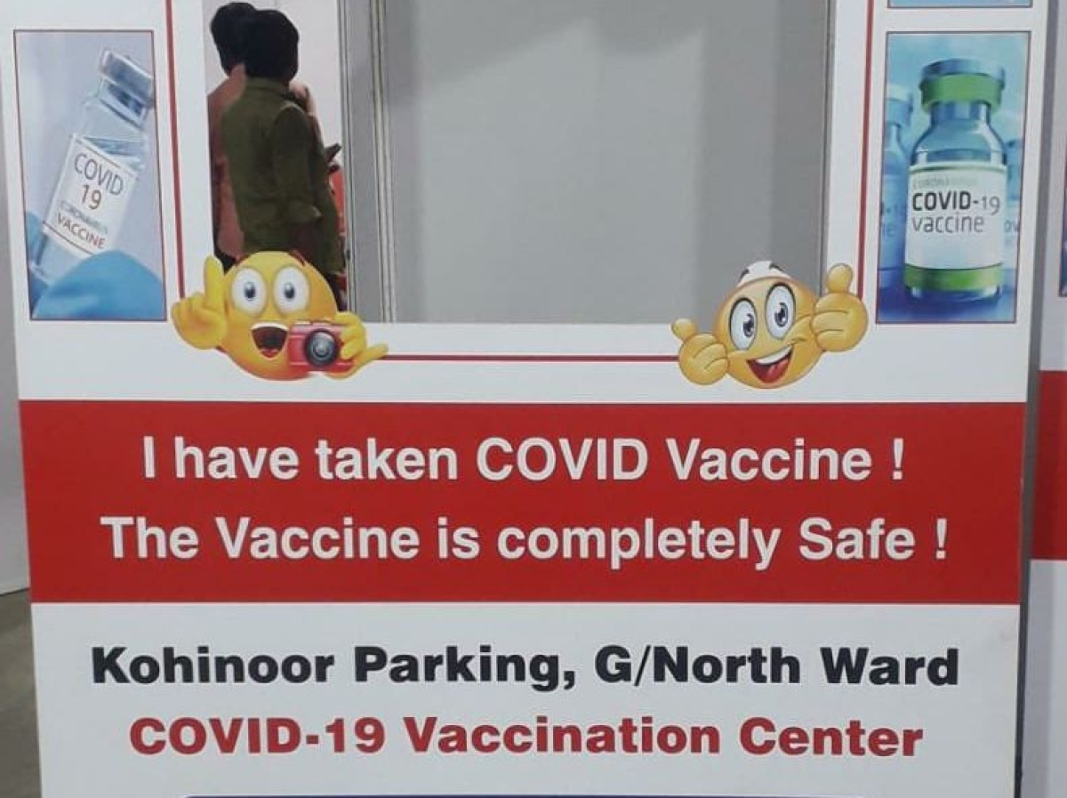 Mumbai: Small housing societies in SoBo join hands to organise their own COVID-19 vaccination drive