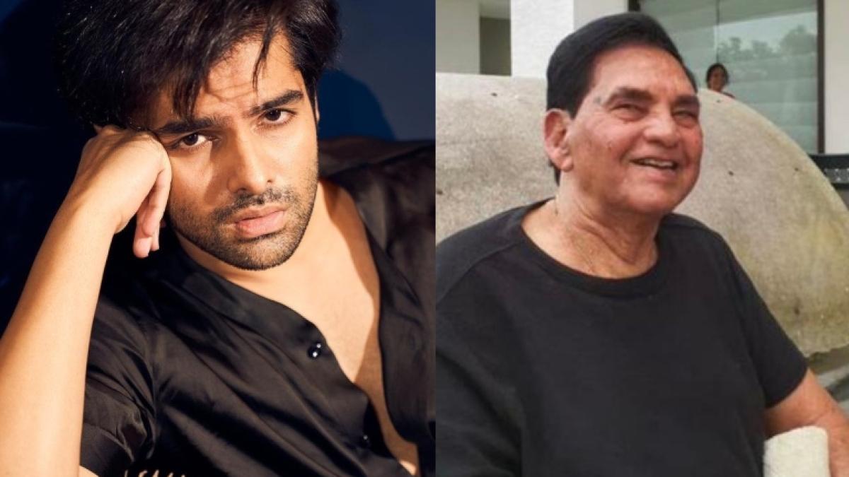 Telugu star Ram Pothineni's grandfather passes away, actor pays emotional tribute