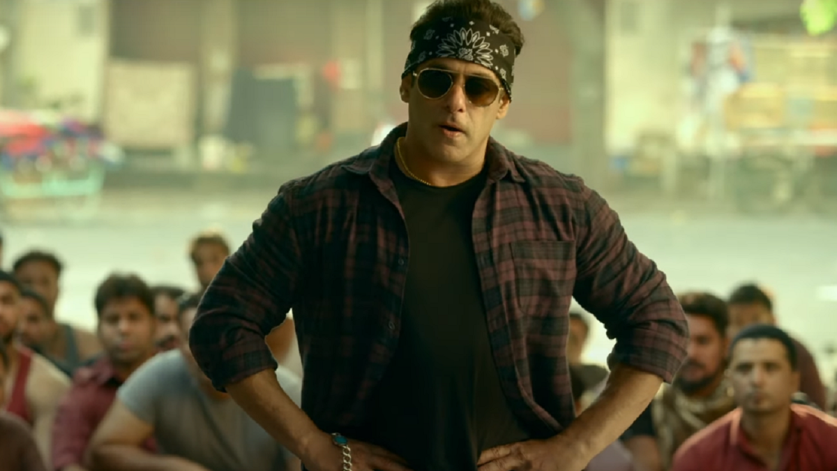 'You will get into trouble': Salman Khan warns of action by Cyber Cell after 'Radhe' leaks on pirated sites