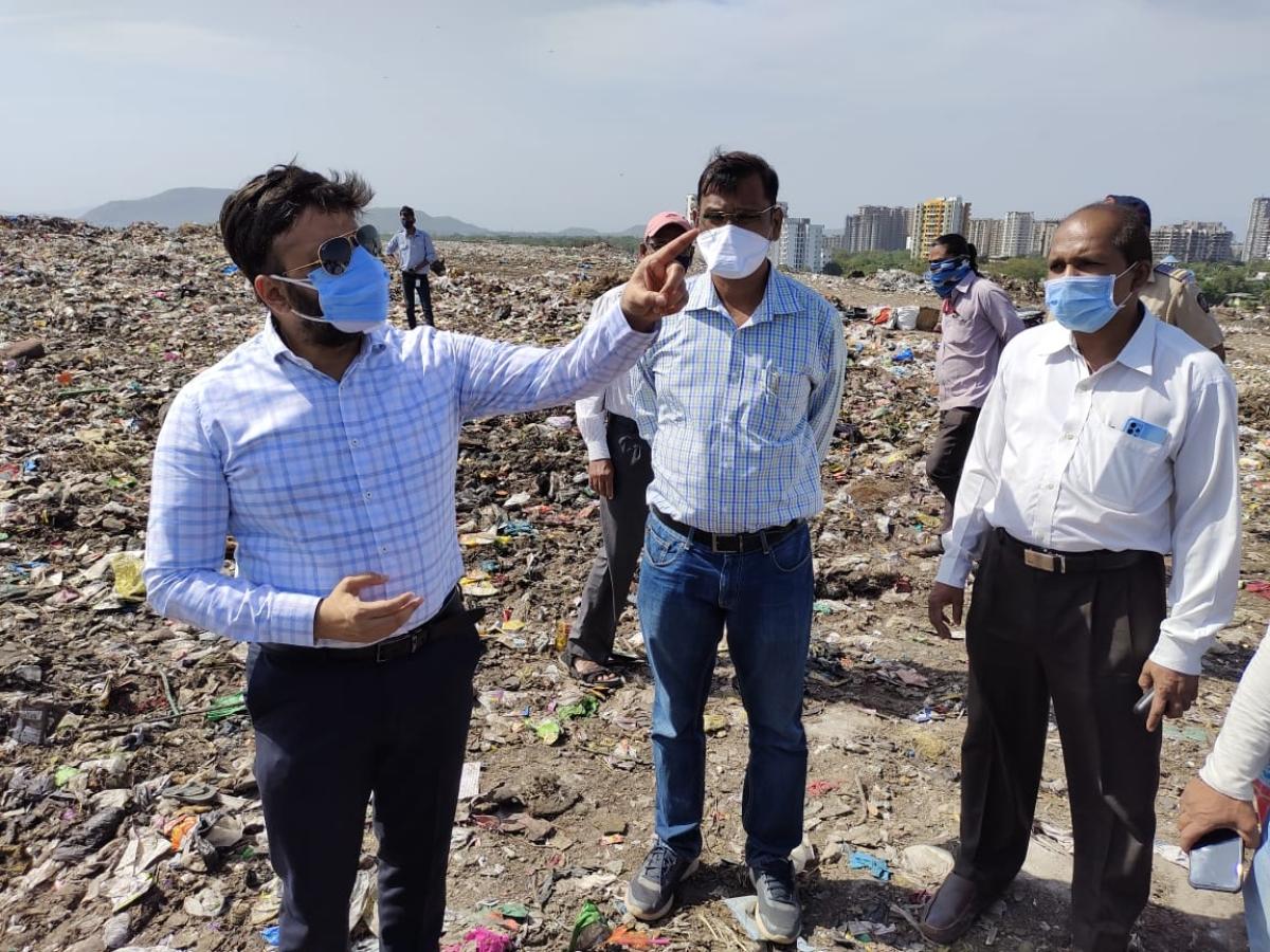 Mumbai: Residents breathe easy as Aadharwadi dumping ground shuts down
