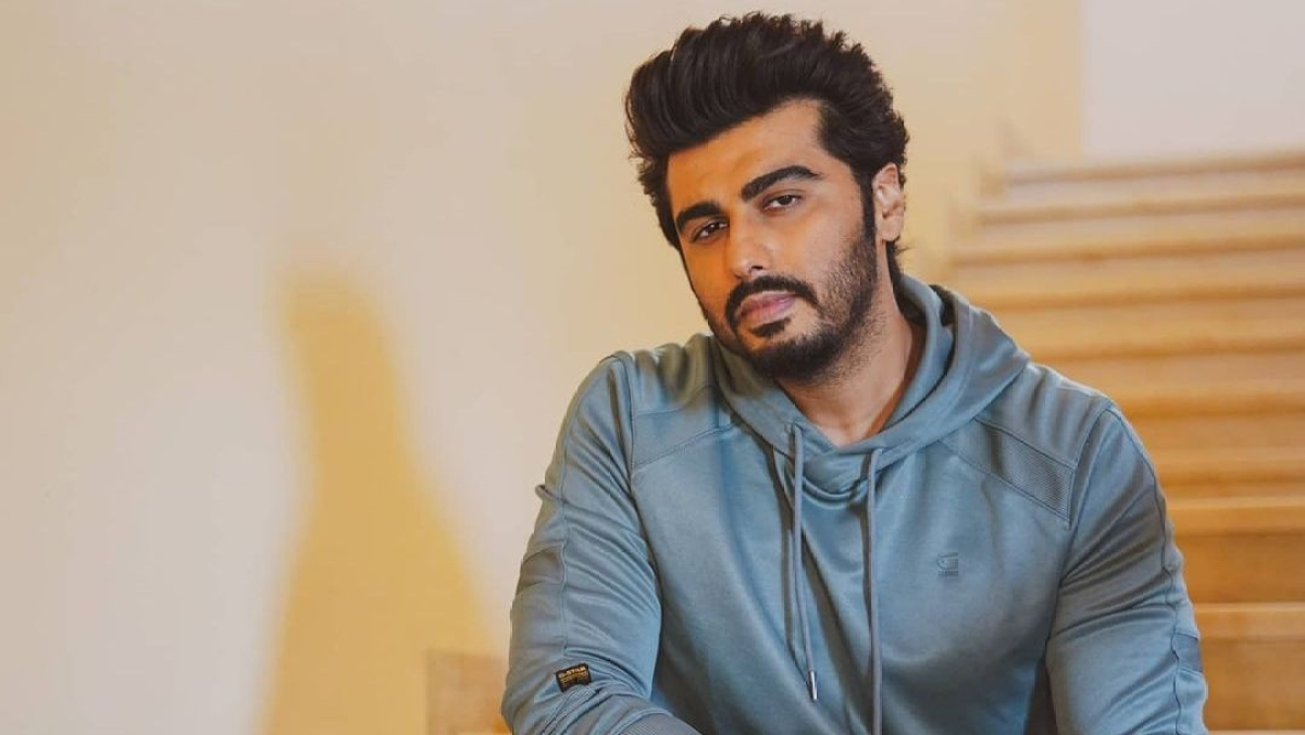 Arjun Kapoor reacts to fan's comment blaming 'bad luck' for the failure of some of his films