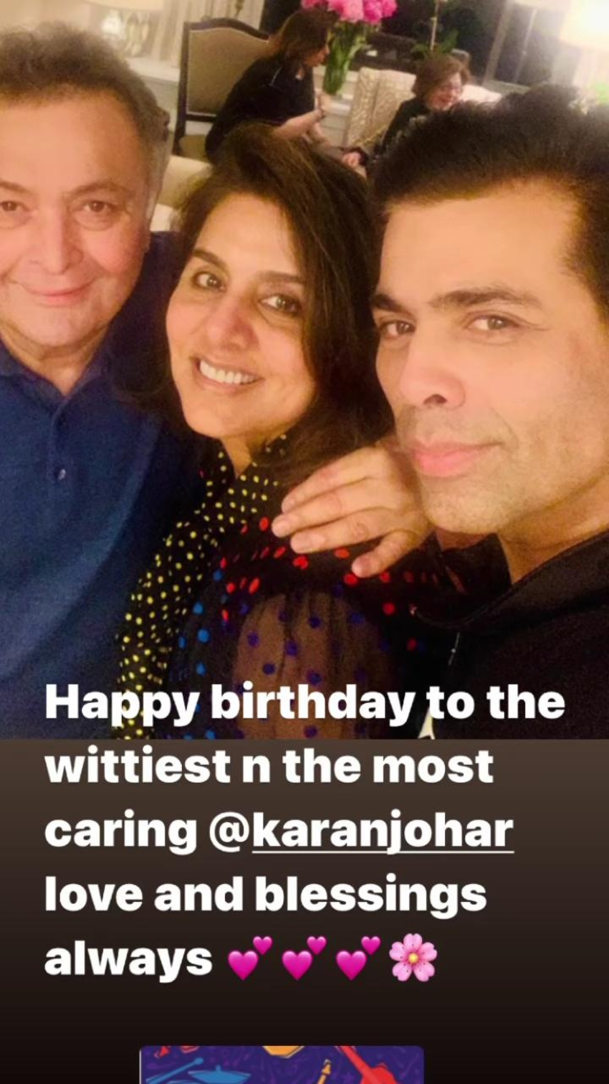 From Kareena to Kajol, B-town celebs shower Karan Johar with birthday wishes as he turns 49