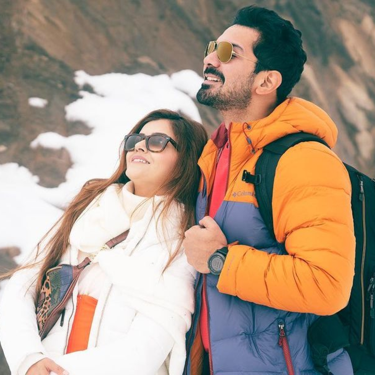 'Life is incomplete': Abhinav Shukla's emotional post for wife Rubina Dilaik after she tests positive for COVID-19