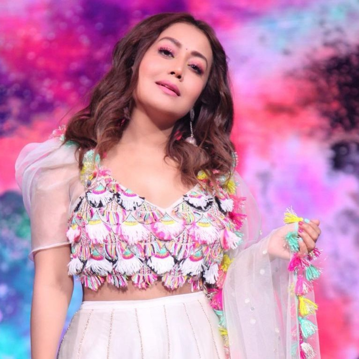 Neha Kakkar absent from 'Indian Idol 12'; shares her COVID-19 report
