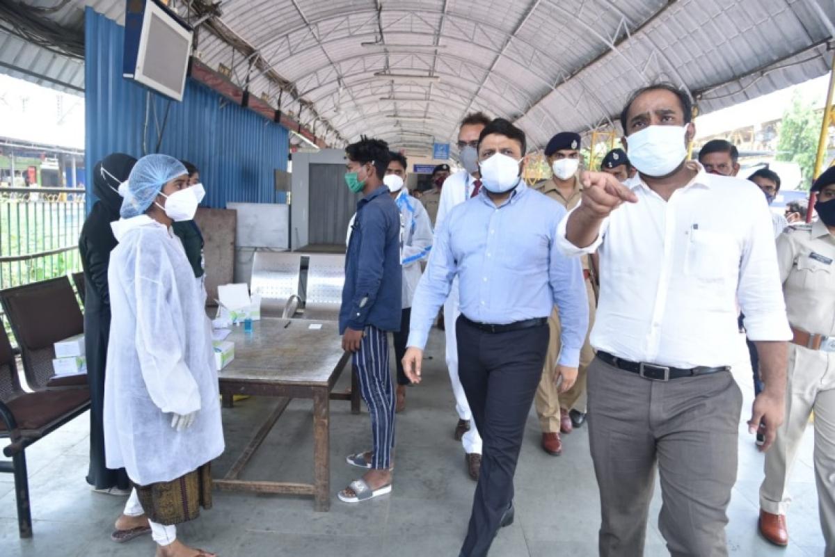 COVID-19: Antigen test must for travellers arriving at Kalyan station, says KDMC commissioner
