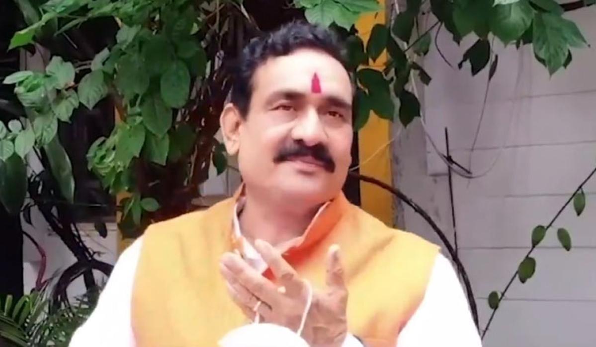 Bhopal: Narottam Mishra hails Digvijaya's silence over Kamal Nath issue