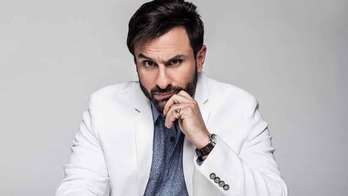 Saif Ali Khan says being less successful than Shah Rukh, Salman and Aamir Khan 'worked in his favour as an actor'