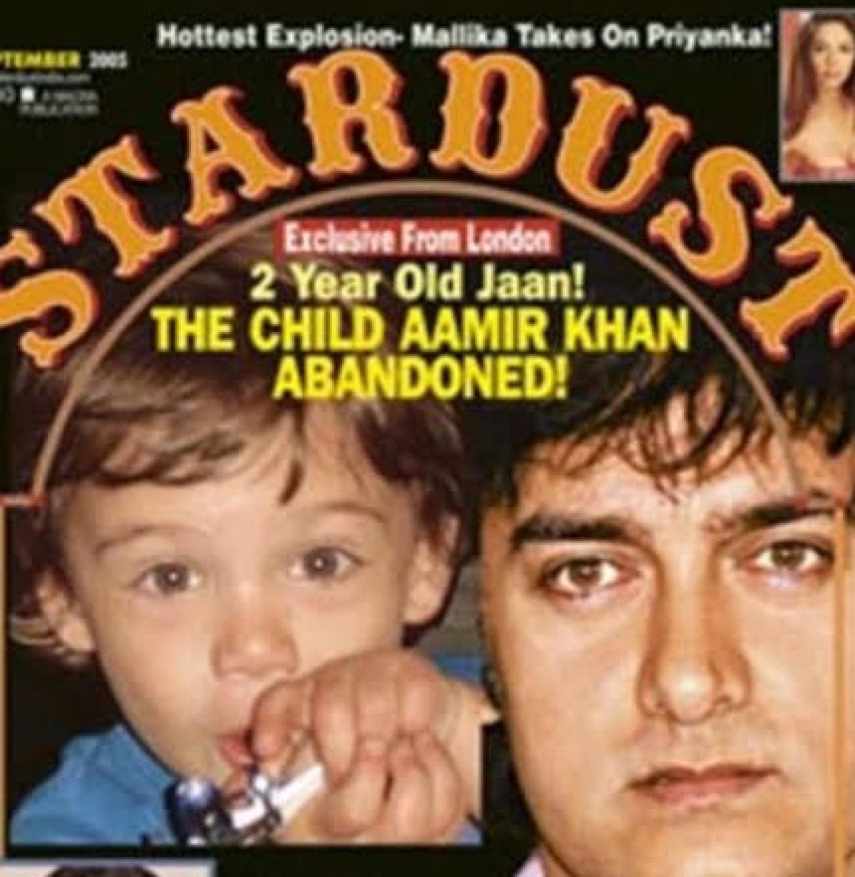 Throwback Thursday: Aamir Khan's  love affair British journalist Jessica Hines