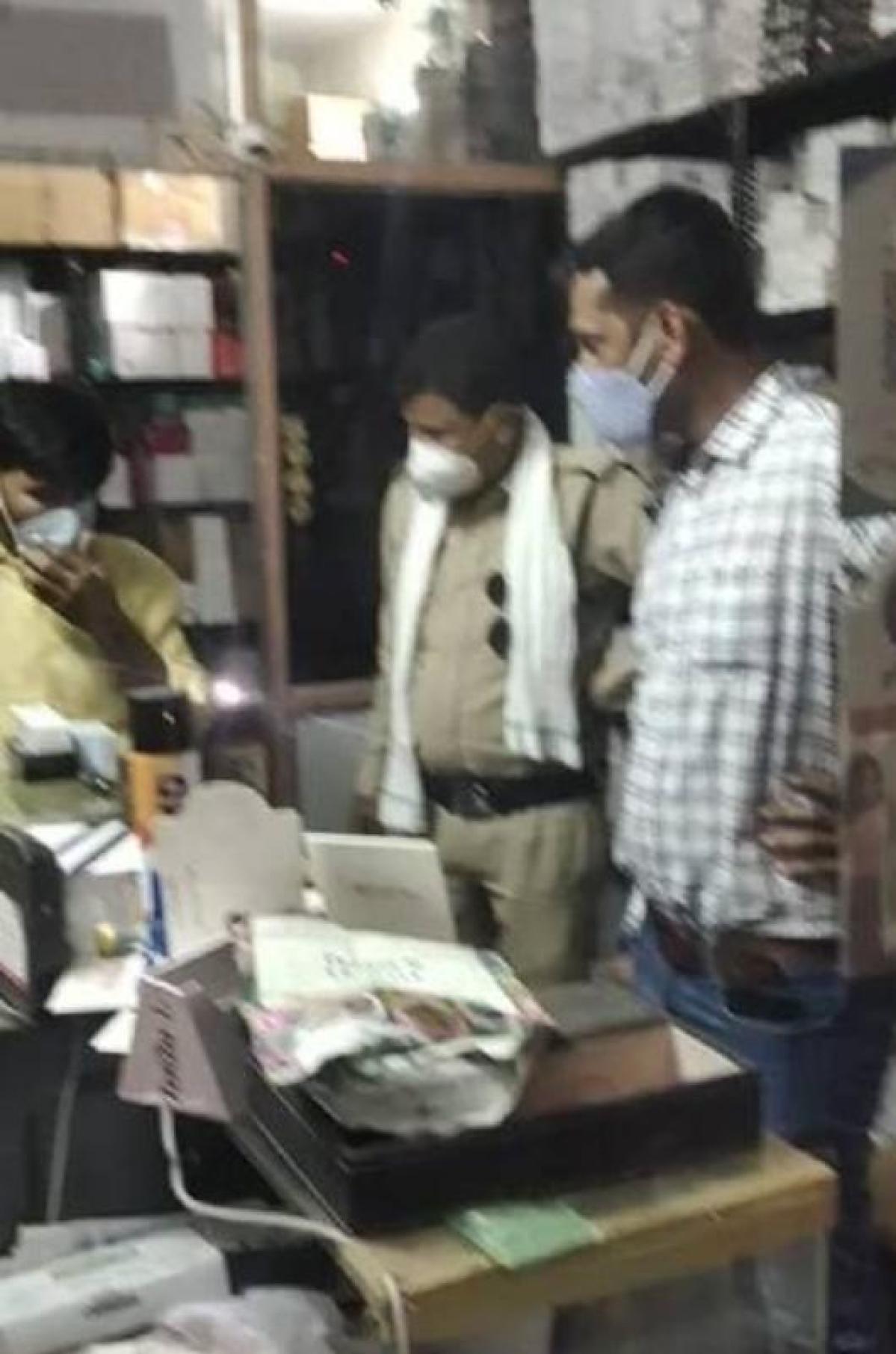 Madhya Pradesh: Three held from Dewas for selling fake Remdesivir vials at a premium