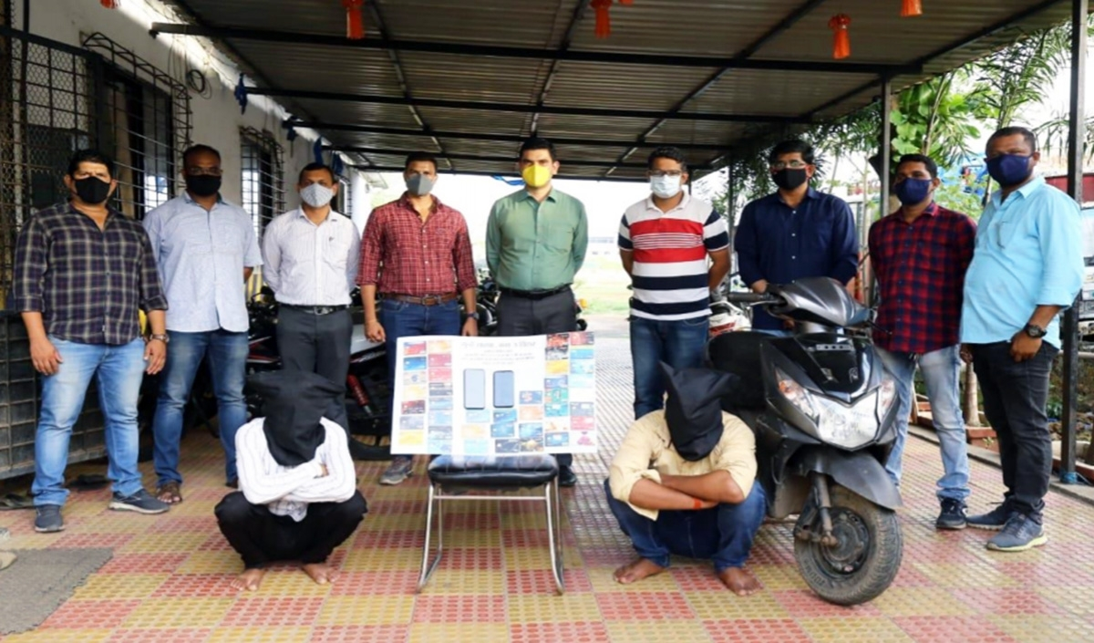 Mira Bhayandar: Two ATM crooks land in MBVV cops net; 41 debit cards recovered