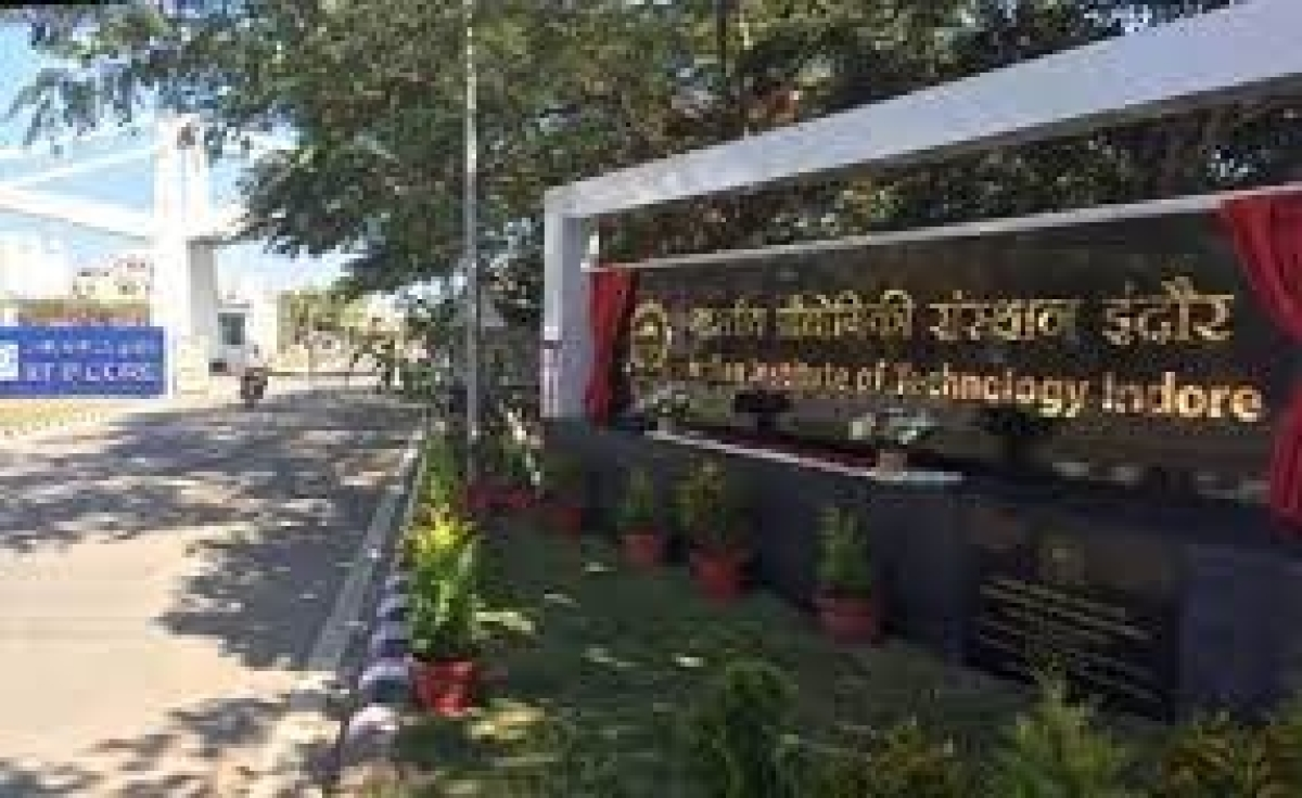 Patents granted to IIT Indore for inventions