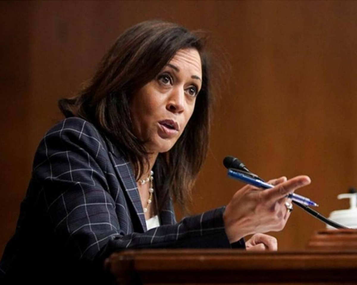 Kamala Harris vows more to help India