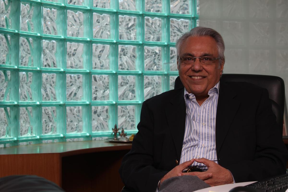 Be fearless, advises Rediffusion's Diwan Arun Nanda