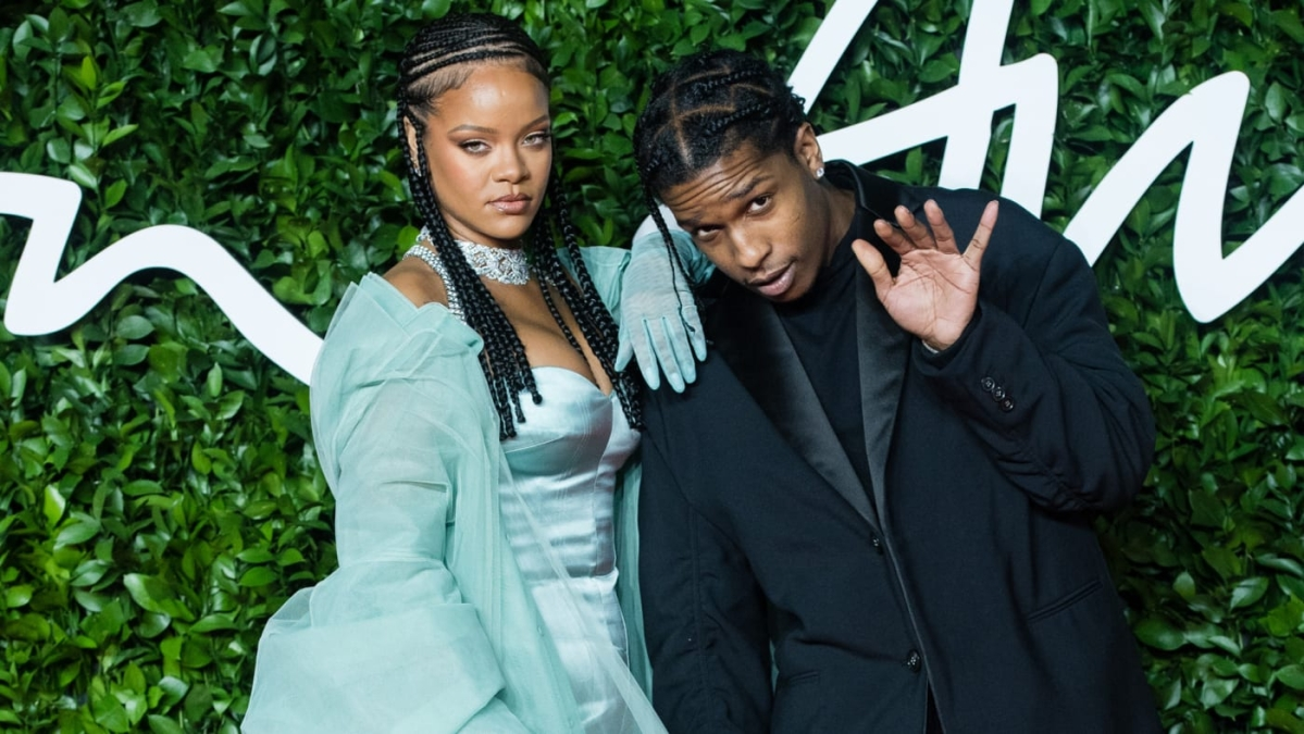 'The love of my life': Rapper A$AP Rocky confirms dating Rihanna