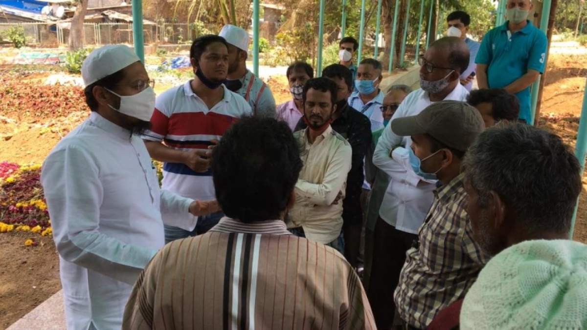 Mumbai: Muslim cemetery trustees demand new plot of land, say 'third wave of COVID-19 may result in shortage of graves'