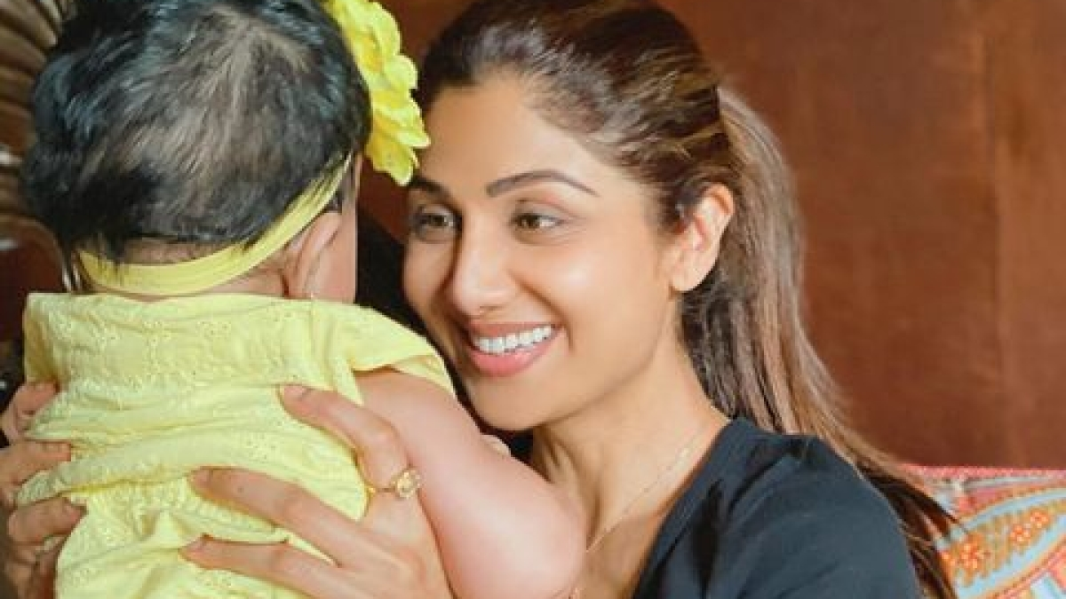 Shilpa Shetty's husband Raj Kundra, son Viaan, and one-year-old daughter Samisha test positive for COVID-19