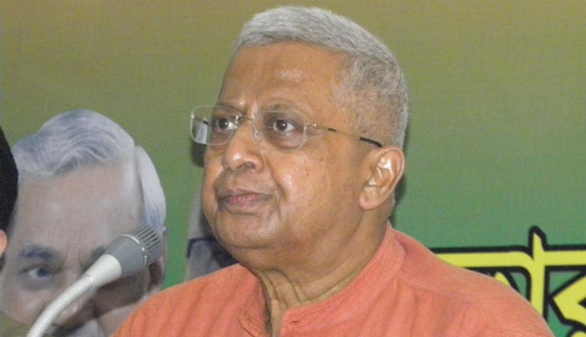 Tathagata Roy slams senior BJP leaders for West Bengal poll debacle
