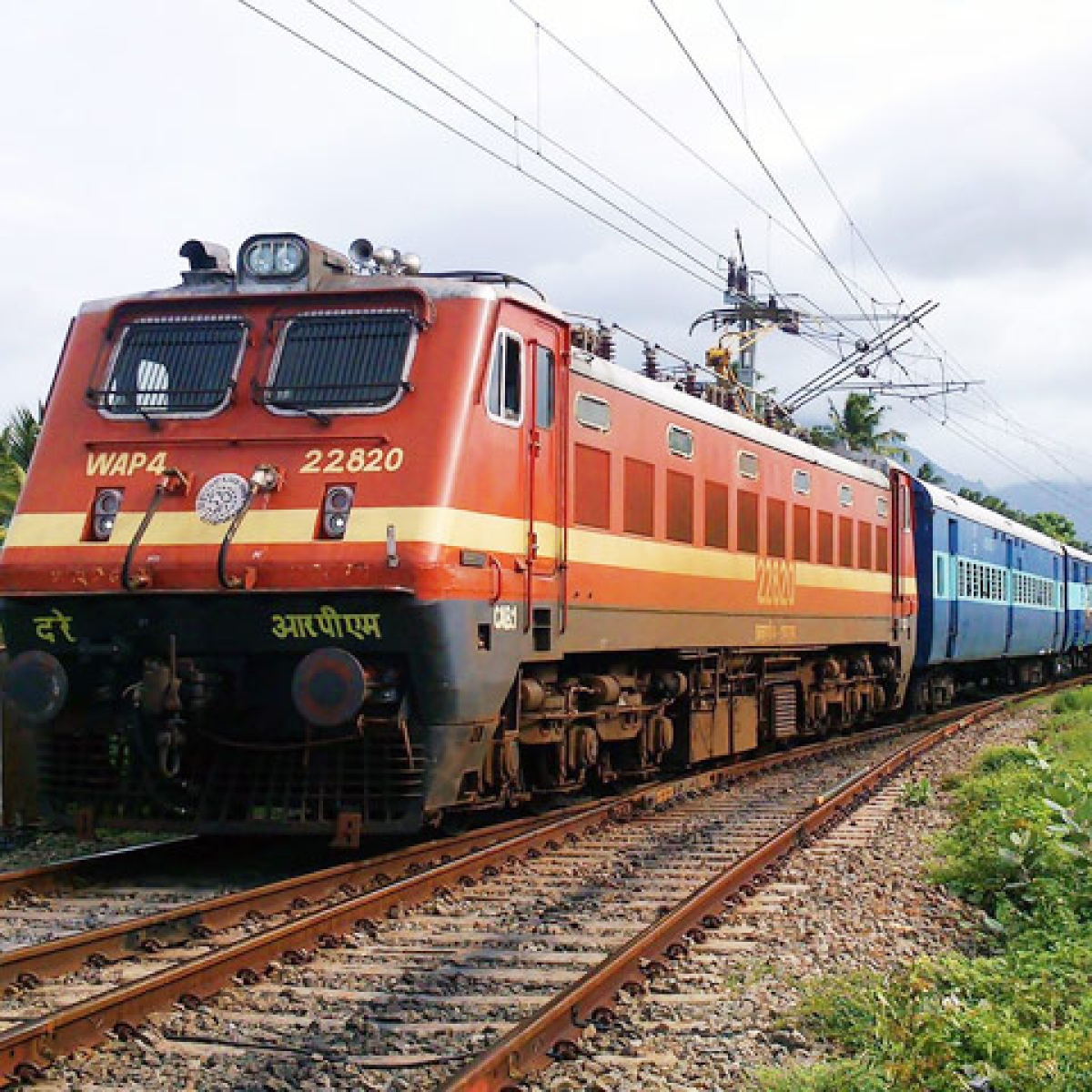 Eastern Railway suspends 25 trains between May 24 and 29 in view of Cyclone Yaas