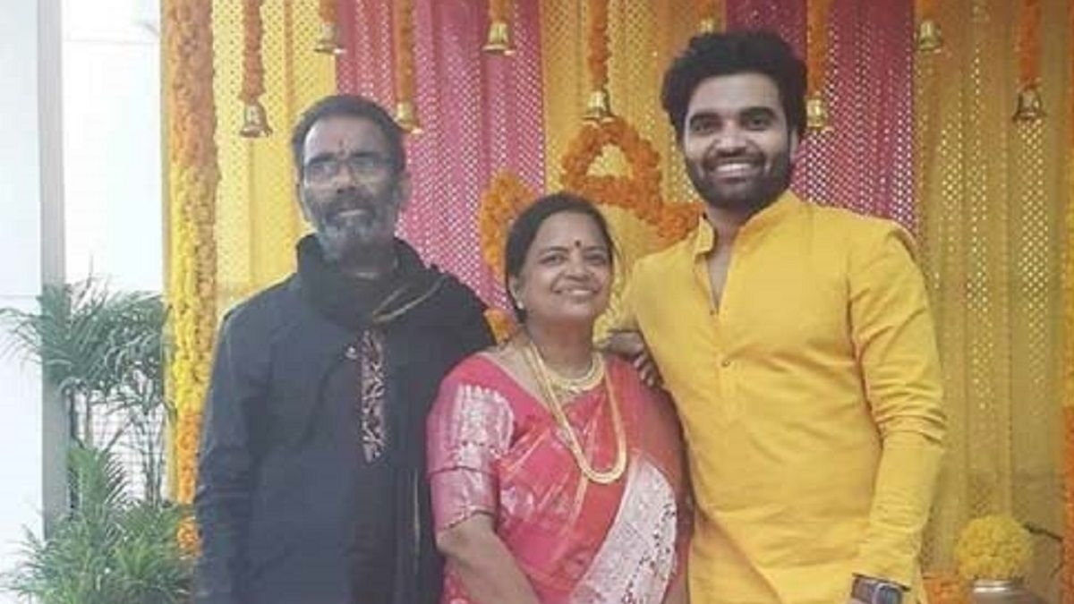 Telugu actor and TV host Pradeep Machiraju's father passes away due to COVID-19 complications