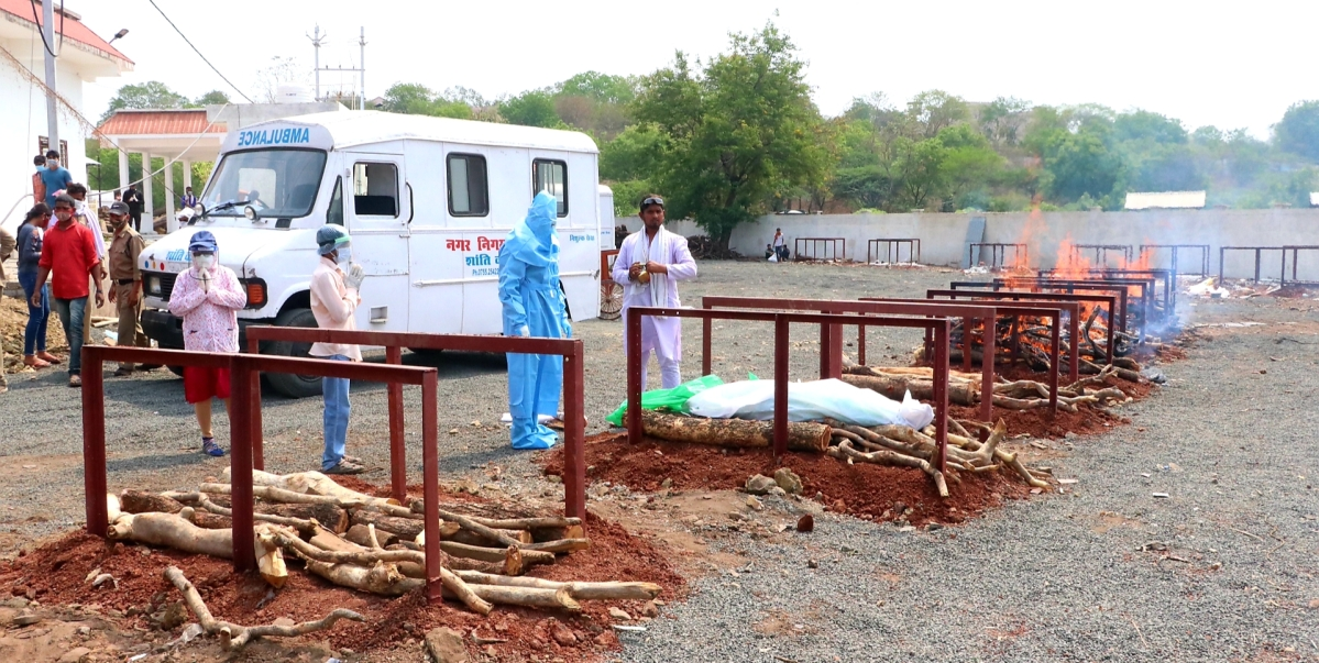 Coronavirus in Bhopal: Number of cases reduce, but deaths remain unchecked
