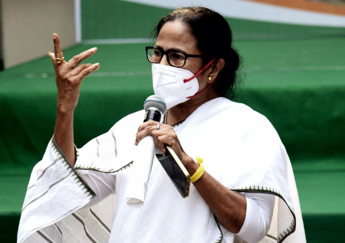 'Why EC didn't grant permission for recount?': Mamata Banerjee after losing Nandigram battle to Suvendu Adhikari