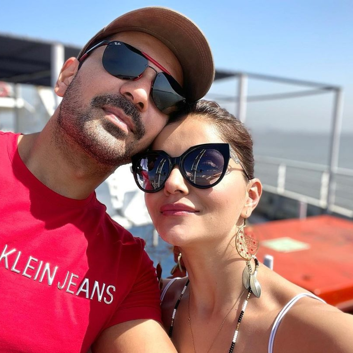'One month of not being in your arms': Rubina Dilaik shares sweet note for husband Abhinav Shukla