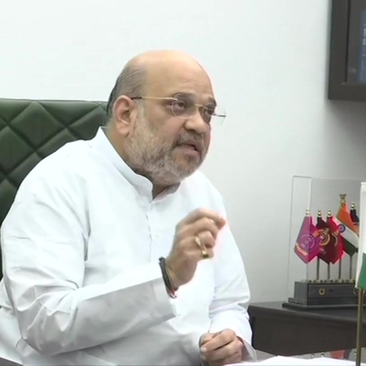 Cyclone Yaas: Amit Shah reviews preparedness at high level meeting