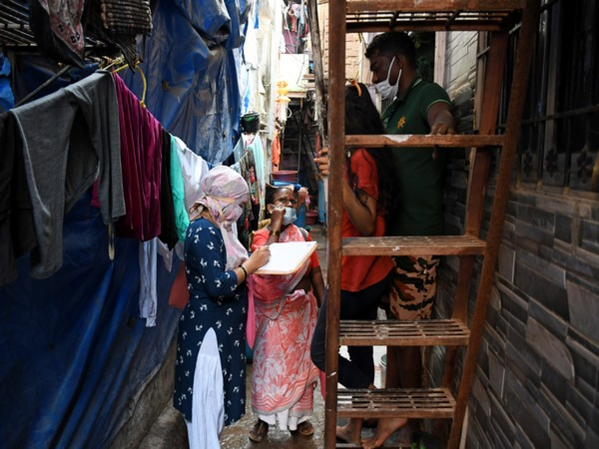 Mumbai: Dharavi reports 3 new COVID-19 cases, lowest since second wave