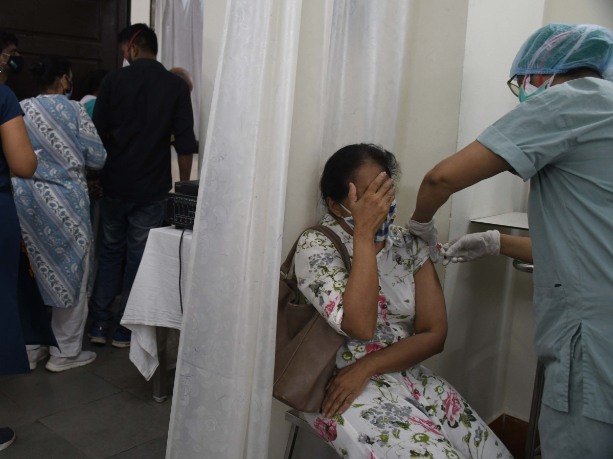 Mumbai: Over 40,000 people get a jab in city