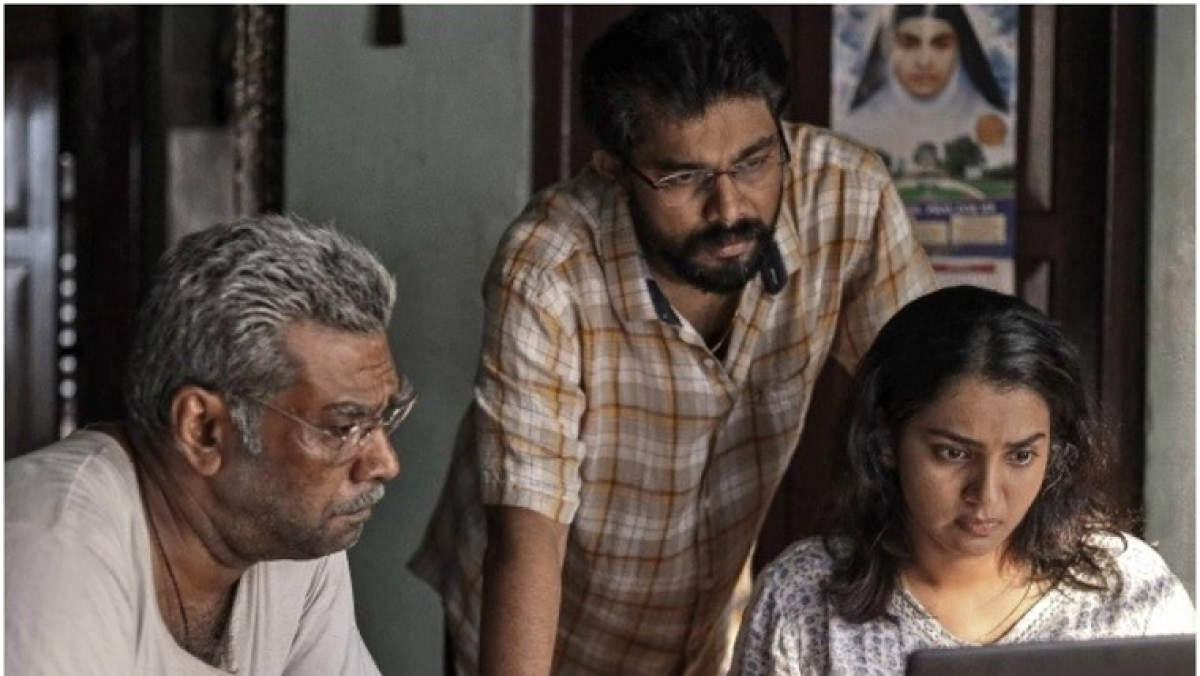 Aarkkariyam review: A Hitchcock-like mystery thriller with a shocking twist