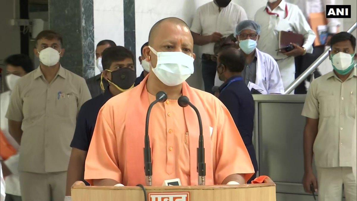 Uttar Pradesh: Yogi Adityanath govt denies division of state, says no such move