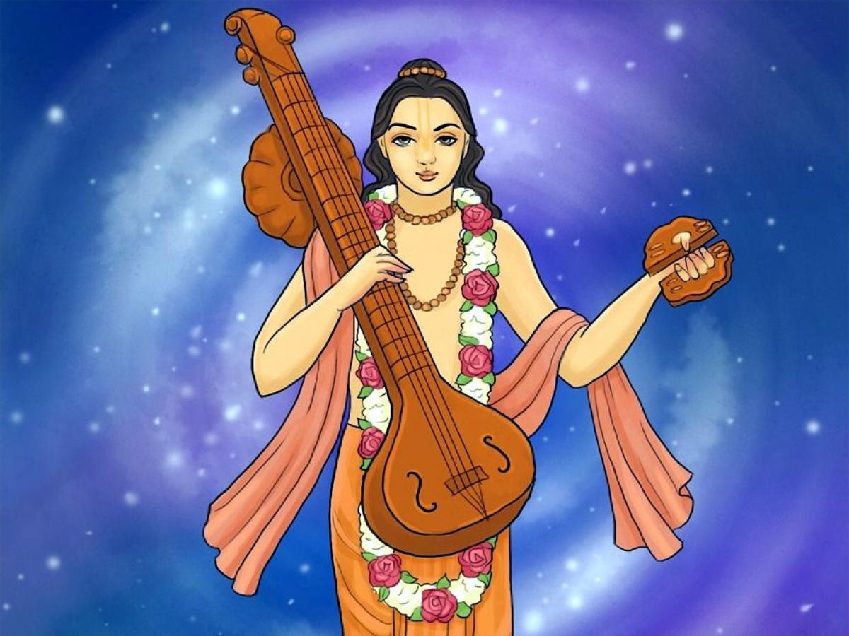 Guiding Light: Significance of Narada Jayanti