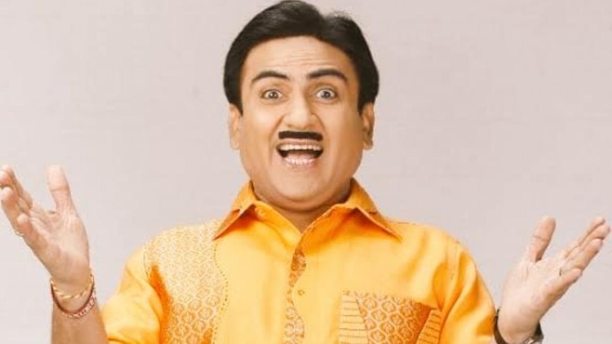 Actor Dilip Joshi