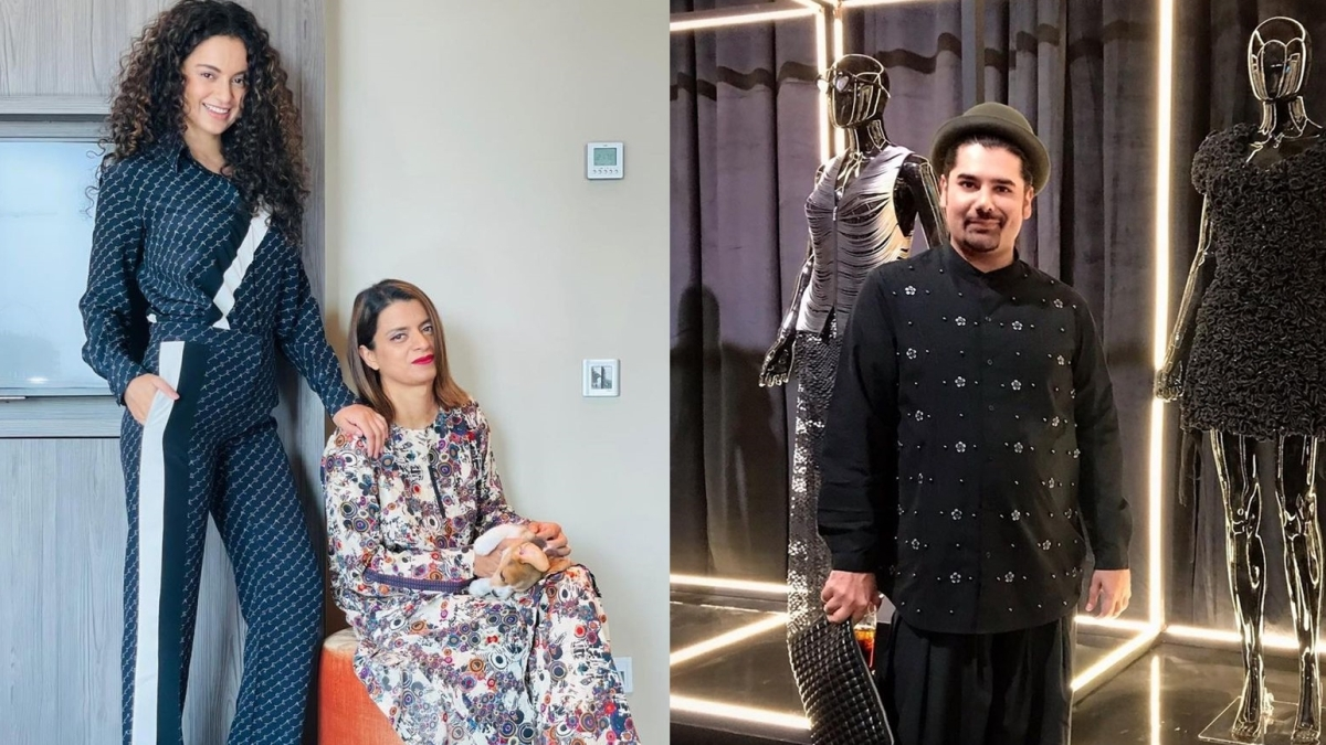 'We don't even know him': Rangoli Chandel reacts to Anand Bhushan removing collaboration with Kangana