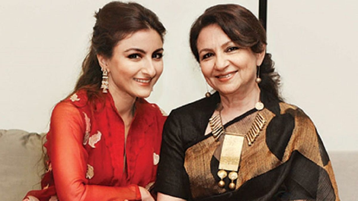 Sharmila Tagore and Soha Ali Khan to auction personal items for charity on Mother's Day