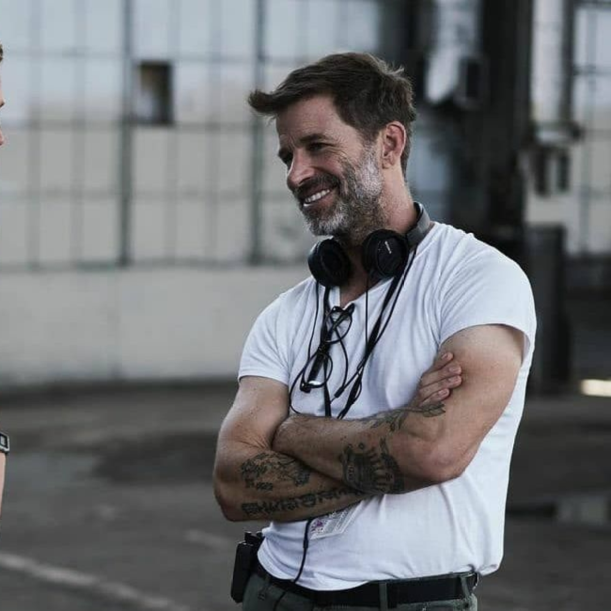 'No sitting down': Zack Snyder reveals why he banned chairs from 'Army of the Dead' set